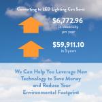 LED Saves Money